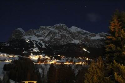Cortina by Night